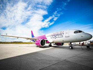 Avion Airbus A320neo Wizz Air